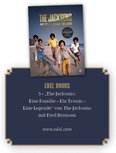 Michael Jackson Gewsp Edel Books