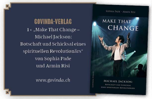 Michael Jackson Gewsp Govinda