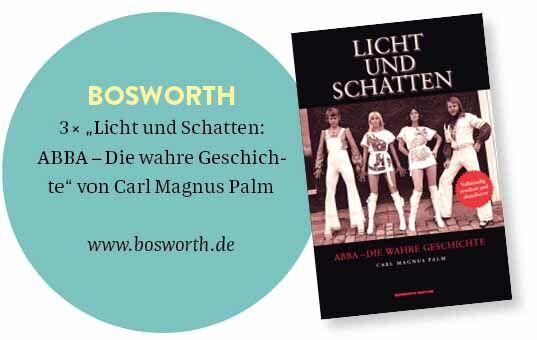 (c) SLAM Media GmbH / PC_ABBA_Bosworth_Gewsp