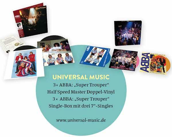 (c) SLAM Media GmbH / PC_ABBA_Universal_Music_Gewsp