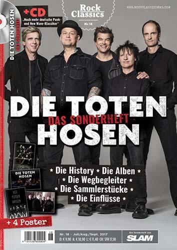 (c) SLAM Media / RC18_DieTotenHosen_Cover_web_mittel