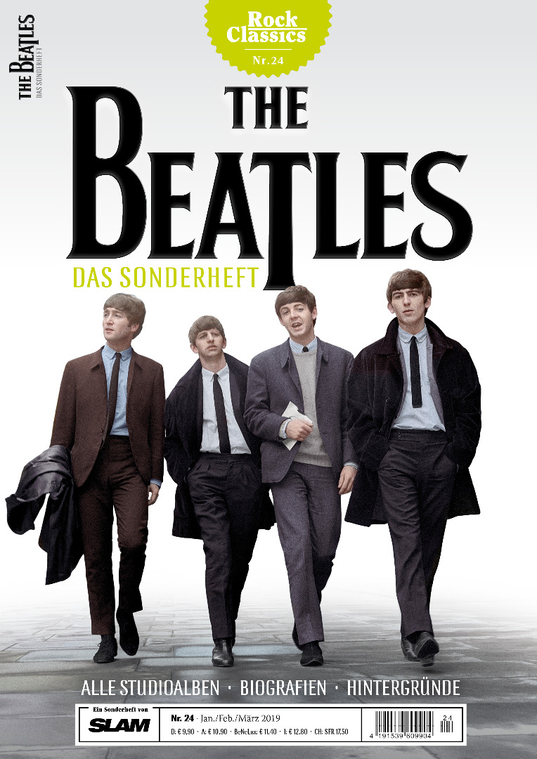 (c) SLAM Media / RC24_TheBeatles_Cover_300dpi