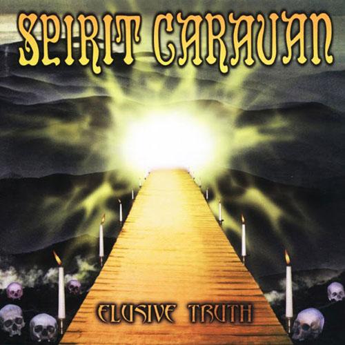 (C) Tolotta Records / SPIRIT CARAVAN: Elusive Truth