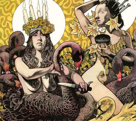 (c) Relapse Records / baroness