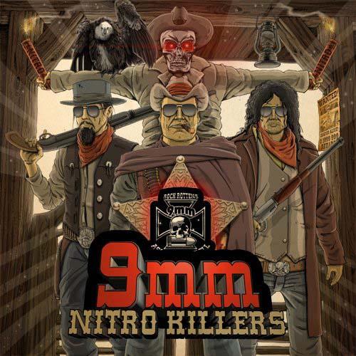 (C) Rodeostar / 9MM: Nitro Killers / Zum Vergrößern auf das Bild klicken