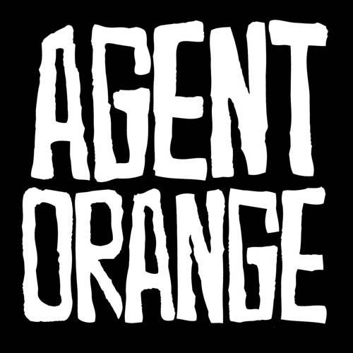 (C) AGENT ORANGE / AGENT ORANGE Logo / Zum Vergrößern auf das Bild klicken