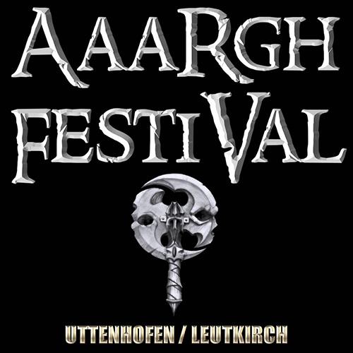 (C) Aaargh Festival / Aaargh Festival Logo / Zum Vergrößern auf das Bild klicken
