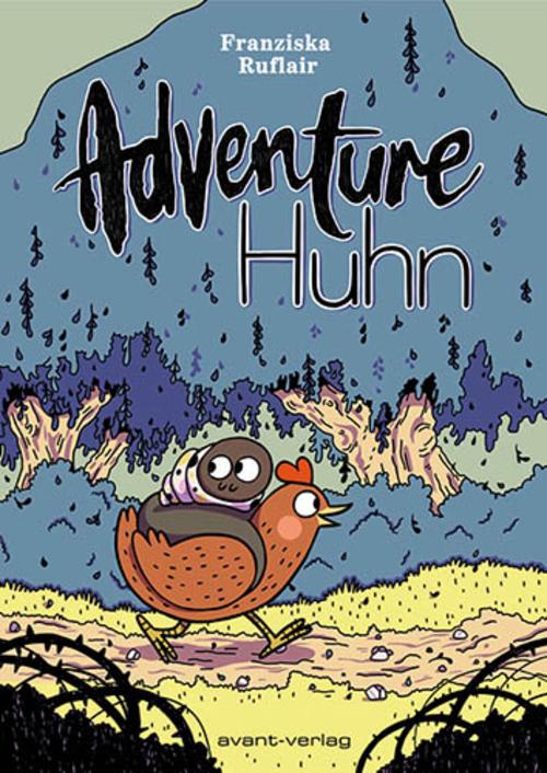 avant-verlag / Adventure Huhn / Zum Vergrößern auf das Bild klicken
