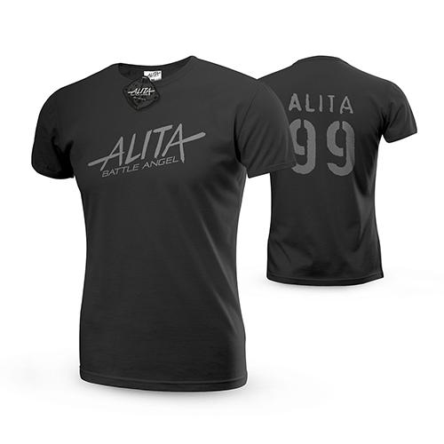 (C) 20th Century Fox / Alita Battle Angel Men Shirt / Zum Vergrößern auf das Bild klicken