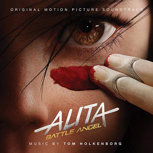 (C) Milan Records / Alita: Battle Angel Soundtrack / Zum Vergrößern auf das Bild klicken