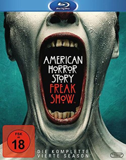 (C) 20th Century Fox Home Entertainment / American Horror Story Season 4 / Zum Vergrößern auf das Bild klicken