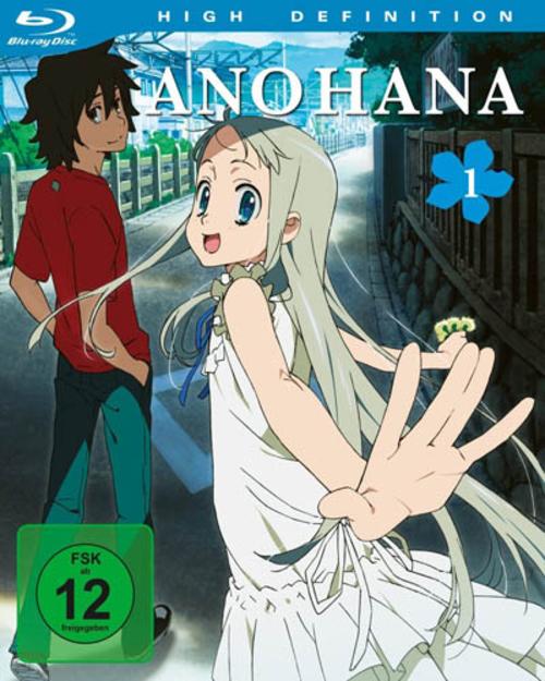 (C) peppermint anime / Anohana Vol. 1 / Zum Vergrößern auf das Bild klicken