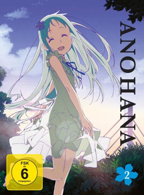 (C) peppermint anime / Anohana Vol. 2 / Zum Vergrößern auf das Bild klicken
