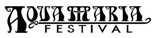 (C) AquaMaria Festival / AquaMaria Festival Logo / Zum Vergrößern auf das Bild klicken