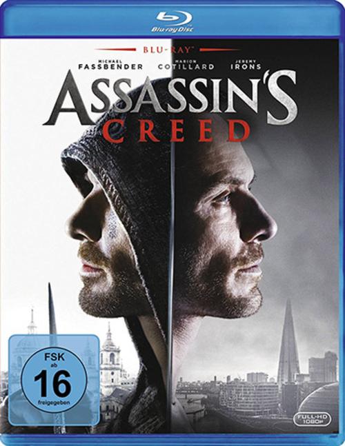 (C) 20th Century Fox Home Entertainment / Assassin`s Creed / Zum Vergrößern auf das Bild klicken