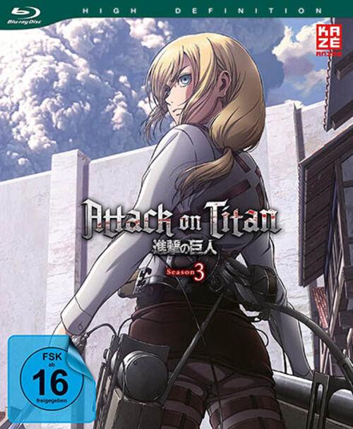 Attack on Titan Season 3 Vol. 2