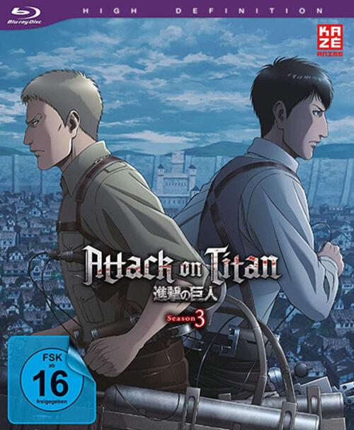 Attack on Titan Season 3 Vol. 3