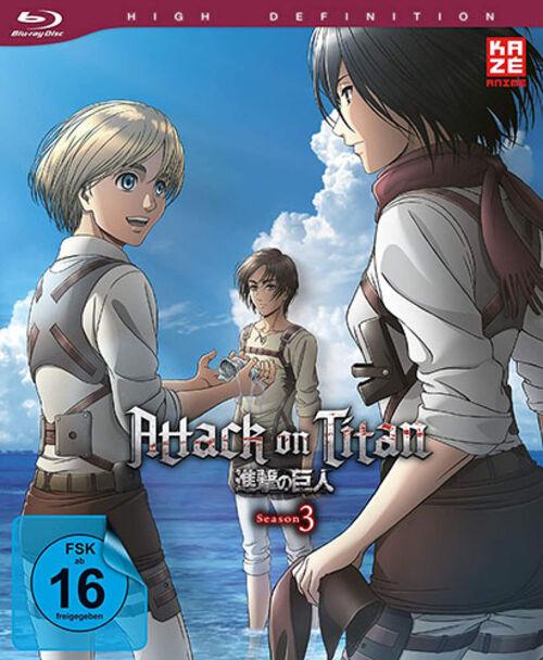 Attack on Titan Season 3 Vol. 4