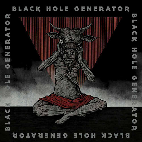 (C) Dark Essence Records / BLACK HOLE GENERATOR: A Requiem For Terra / Zum Vergrößern auf das Bild klicken