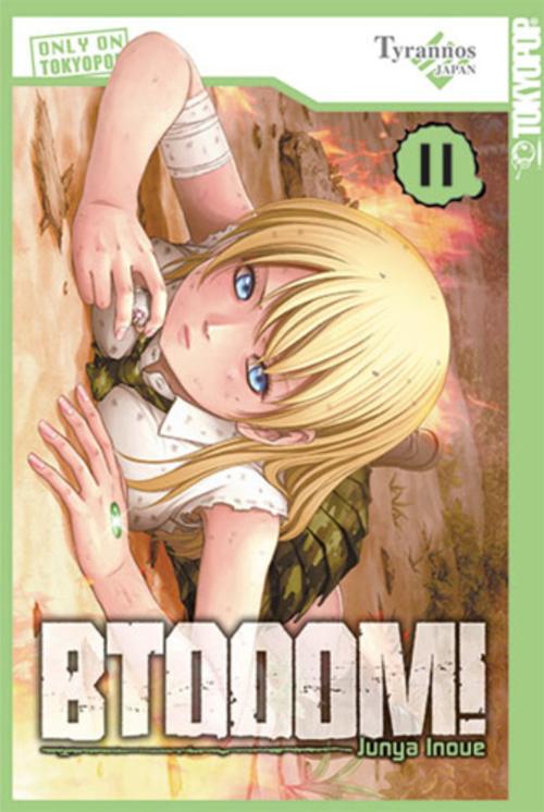 (C) Tokyopop / BTOOOM! 11 / Zum Vergrößern auf das Bild klicken