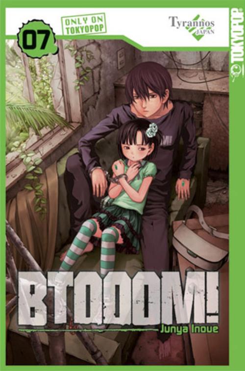 (C) Tokyopop / BTOOOM! 7 / Zum Vergrößern auf das Bild klicken