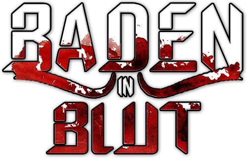 (C) Baden in Blut / Baden in Blut Logo / Zum Vergrößern auf das Bild klicken