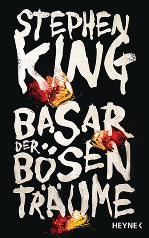 (C) Heyne Verlag / Basar der bösen Träume / Zum Vergrößern auf das Bild klicken
