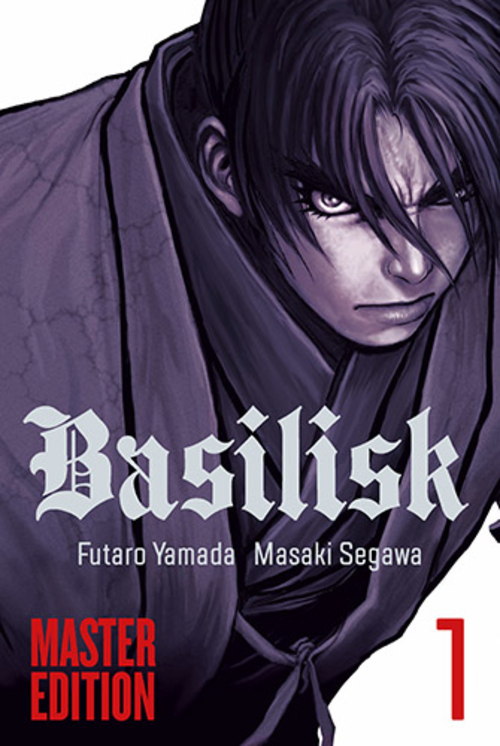 (C) Cross Cult Verlag / Basilisk Master Edition 1 / Zum Vergrößern auf das Bild klicken