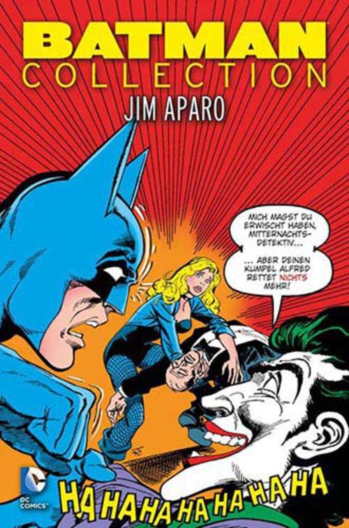 (C) Panini Comics / Batman Collection: Jim Aparo 4 / Zum Vergrößern auf das Bild klicken