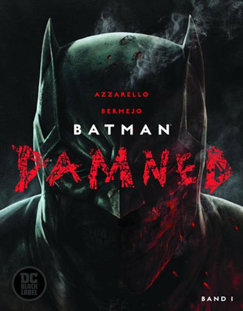 (C) Panini Comics / Batman: Damned 1 / Zum Vergrößern auf das Bild klicken