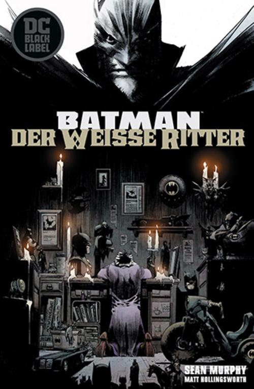 (C) Panini Comics / Batman: Der Weiße Ritter / Zum Vergrößern auf das Bild klicken
