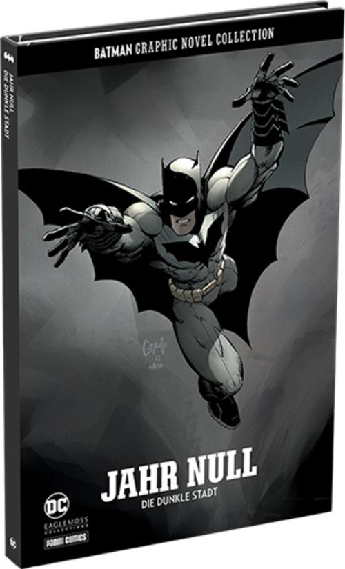 (C) Eaglemoss / Batman Graphic Novel Collection 1 / Zum Vergrößern auf das Bild klicken
