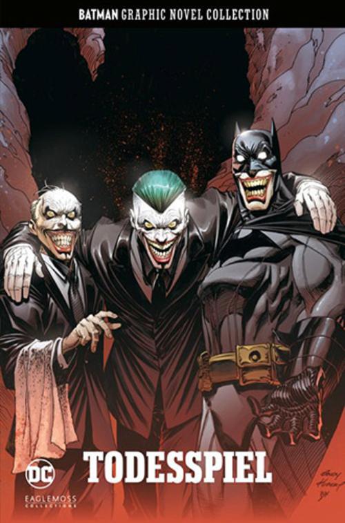 (C) Eaglemoss / Batman Graphic Novel Collection 11 / Zum Vergrößern auf das Bild klicken