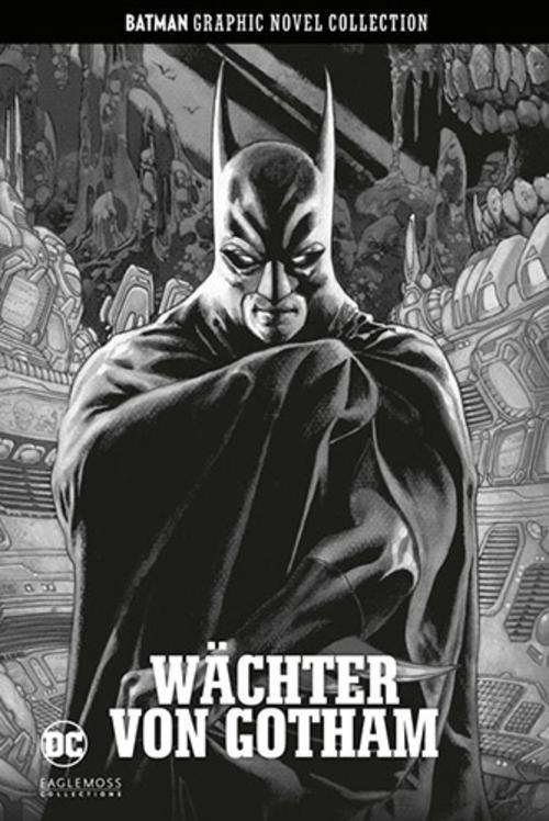(C) Eaglemoss / Batman Graphic Novel Collection 12 / Zum Vergrößern auf das Bild klicken