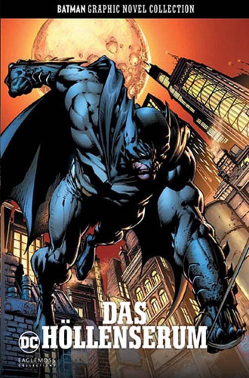 (C) Eaglemoss / Batman Graphic Novel Collection 13 / Zum Vergrößern auf das Bild klicken