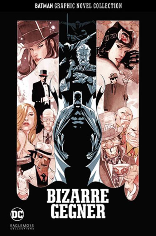 (C) Eaglemoss / Batman Graphic Novel Collection 16 / Zum Vergrößern auf das Bild klicken