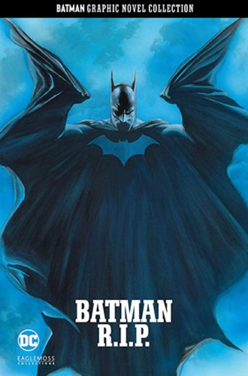 (C) Eaglemoss / Batman Graphic Novel Collection 17 / Zum Vergrößern auf das Bild klicken