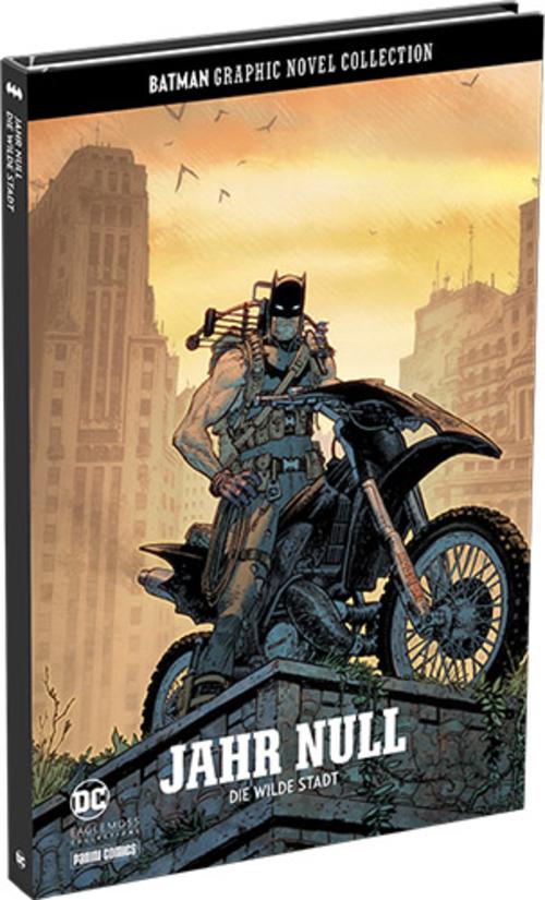 (C) Eaglemoss / Batman Graphic Novel Collection 2 / Zum Vergrößern auf das Bild klicken