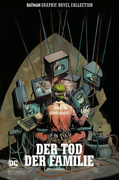 (C) Eaglemoss / Batman Graphic Novel Collection 23 / Zum Vergrößern auf das Bild klicken