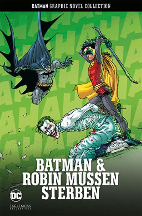 (C) Eaglemoss / Batman Graphic Novel Collection 25 / Zum Vergrößern auf das Bild klicken