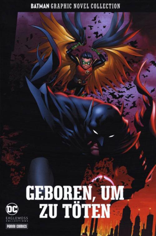 (C) Eaglemoss / Batman Graphic Novel Collection 3 / Zum Vergrößern auf das Bild klicken