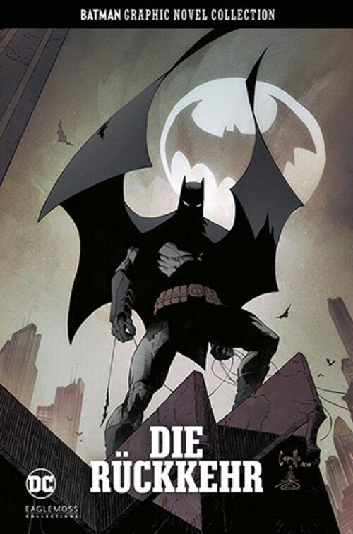 (C) Eaglemoss / Batman Graphic Novel Collection 30 / Zum Vergrößern auf das Bild klicken