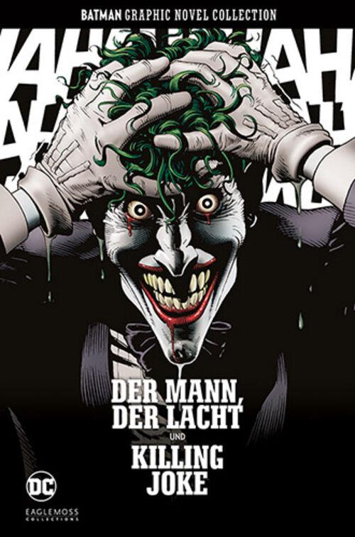 (C) Eaglemoss / Batman Graphic Novel Collection 34 / Zum Vergrößern auf das Bild klicken