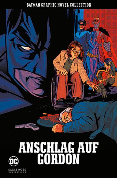 (C) Eaglemoss / Batman Graphic Novel Collection 35 / Zum Vergrößern auf das Bild klicken