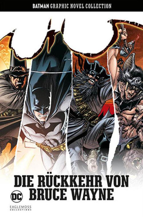 Batman Graphic Novel Collection 38