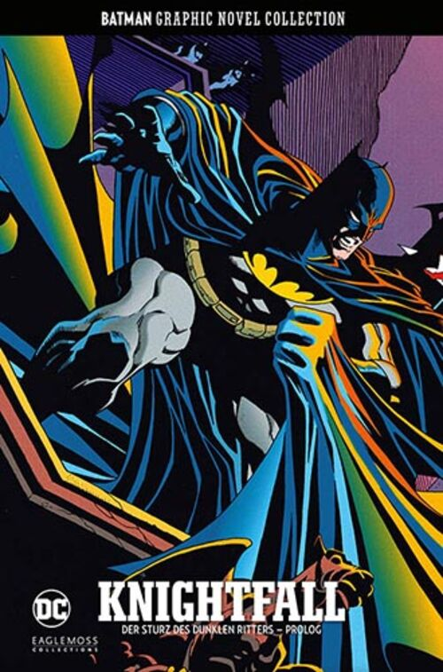 Batman Graphic Novel Collection 39
