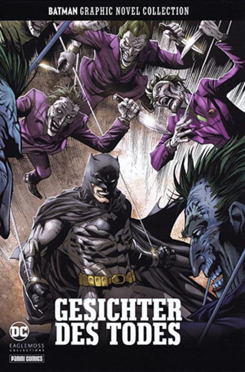 (C) Eaglemoss / Batman Graphic Novel Collection 4 / Zum Vergrößern auf das Bild klicken