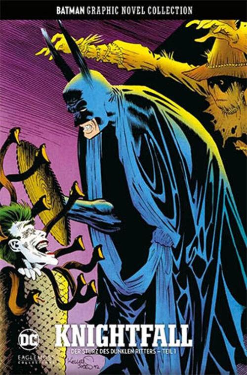 Batman Graphic Novel Collection 40