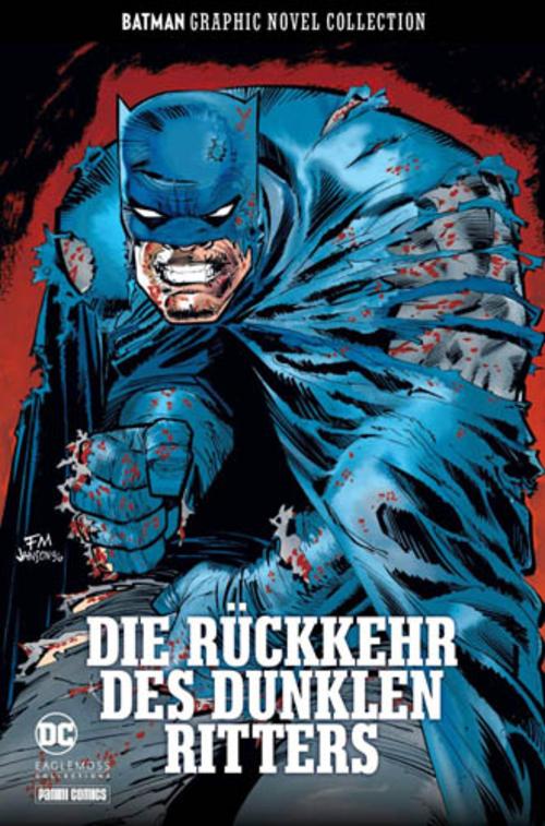 (C) Eaglemoss / Batman Graphic Novel Collection 5 / Zum Vergrößern auf das Bild klicken