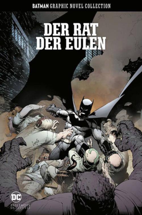(C) Eaglemoss / Batman Graphic Novel Collection 6 / Zum Vergrößern auf das Bild klicken
